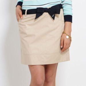Vineyard Vines Pier Twill Skirt